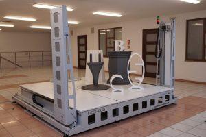 wycinanie modeli 3D z plików 3D oraz płaskich projektów 2D