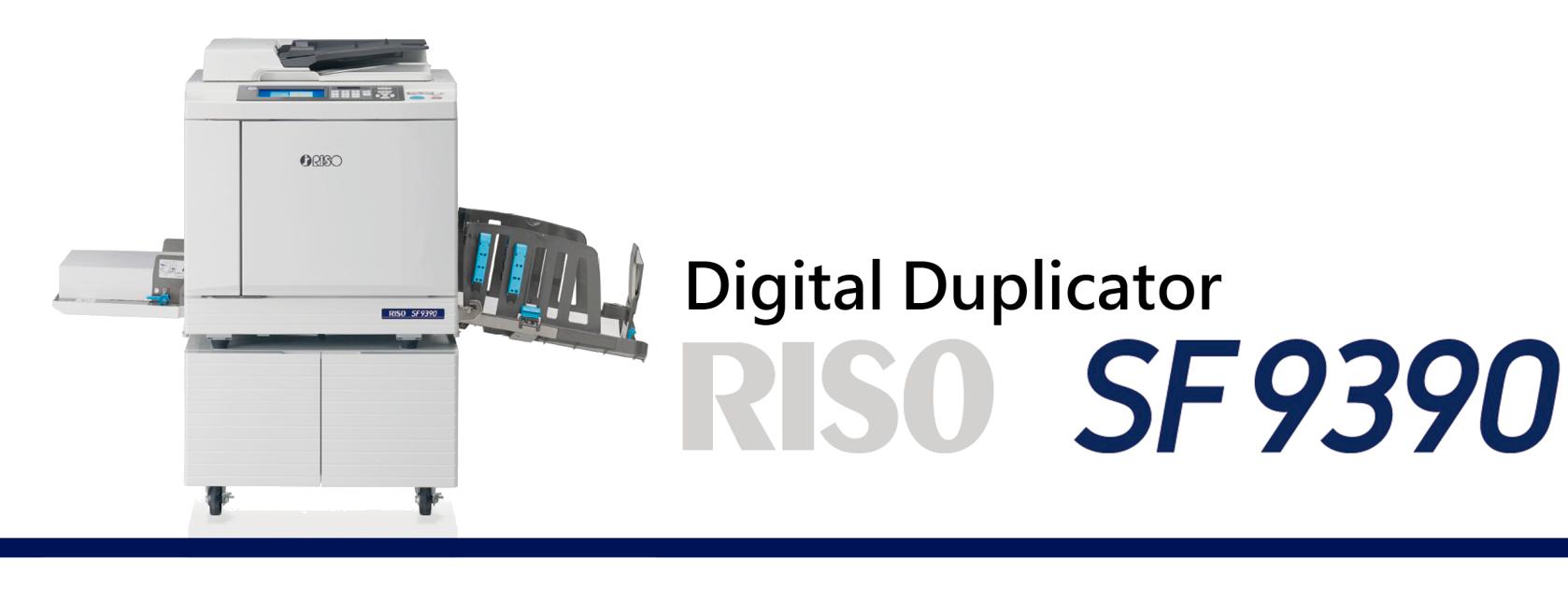 RISO SF 9390