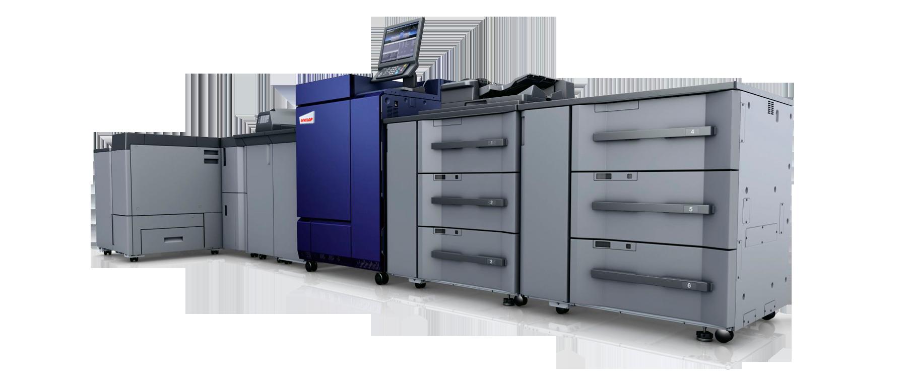 develop produkcyjny druk cyfrowy
