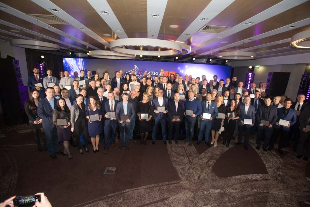 laureaci nagród e-gazele-Biznesu-2019